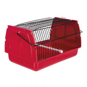 TRIXIE Transport Box for Small Animals/Birds, 30x18x20cm
