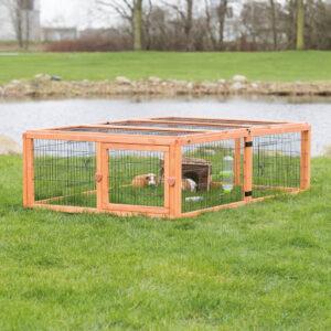 TRIXIE Natura Outdoor Rabbit Run, 174x48x109cm