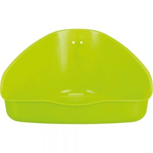 TRIXIE Corner Litter Tray Small, 16x7x12cm