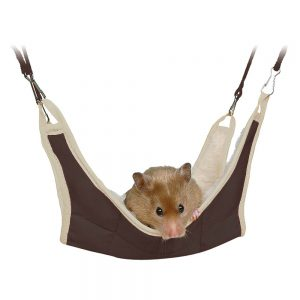 TRIXIE Hammock for Small Animals, 18x18cm
