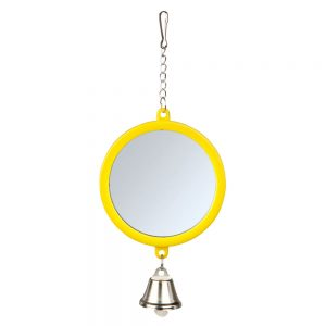 TRIXIE Mirror with Bell, 7cm