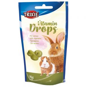 TRIXIE Vitamin Drops Vegetables, 75g