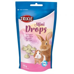 TRIXIE Yoghurt Mini Drops, 75g