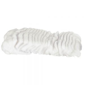 TRIXIE Woolly Hamster Bedding, 20g White