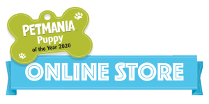 Petmania Puppy of the Year Online Store