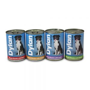 DYLAN Variety Can 12-Pack, 400G