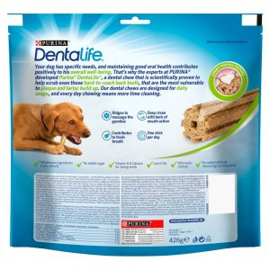 PURINA Dentalife Large 12-stick, 426g