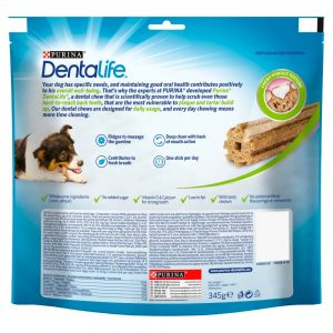 PURINA Dentalife Medium 15-stick, 345g