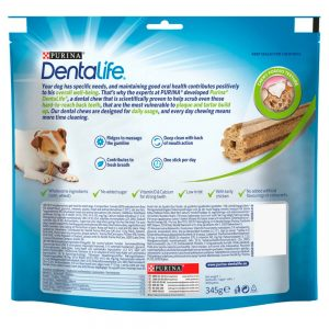 PURINA Dentalife Small 21-stick,345g