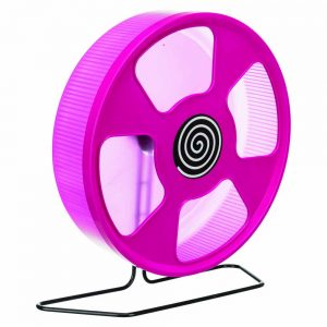 TRIXIE Plastic Exercise Wheel, 28cm