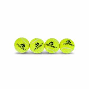 SPORTSPET Tennis Ball 6.5cm, 3pk