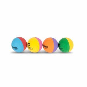SPORTSPET Mini High Bounce Puppy Ball 4.8cm, 4pk