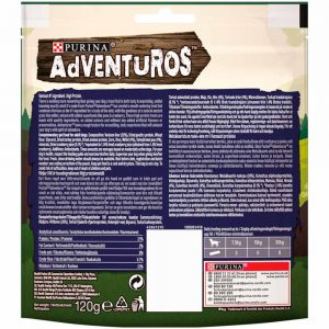 ADVENTUROS Venison with Ancient Grain & Superfoods, 120g