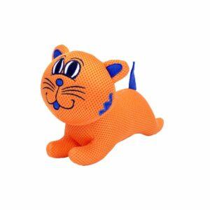 COASTAL Rugged Ringers Mesh Cat, 9'' Orange