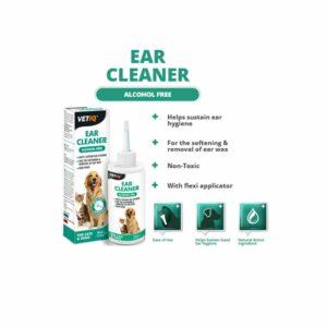VetIQ Ear Cleaner, 100ml