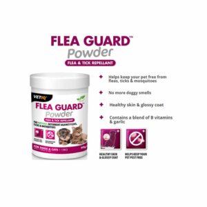 VetIQ Flea Guard Powder, 60g