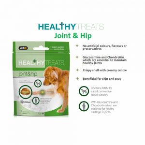 VetIQ Healthy Treats Joint and Hip for Dogs, 70g