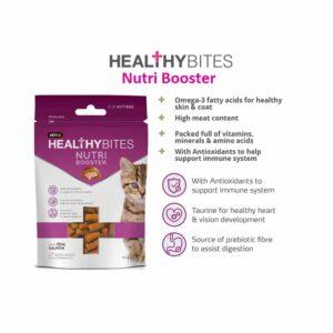 VetIQ Healthy Bites Nutri Booster for Kittens, 65g