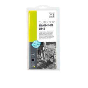 M-PETS Outdoor Training Line 10m, Black