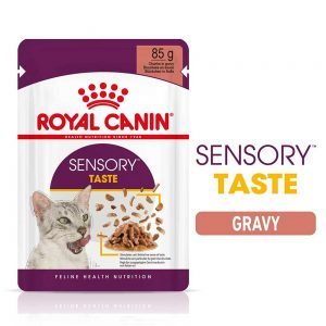 ROYAL CANIN Sensory Cat Food, Taste