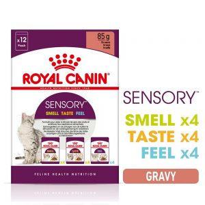 ROYAL CANIN Sensory Variety 12 Pack