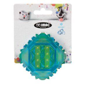 IMAC Coolong Diamond Freezable Dog Toy