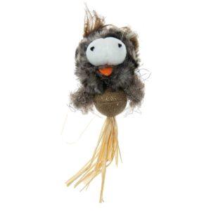 IMAC Owl with Catnip Ball Cat Toy