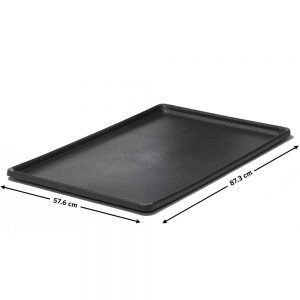 MIDWEST Plastic Base Pan for Critter or Ferret Nation, Single/Double