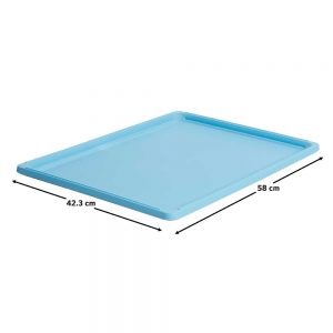 MIDWEST Plastic Base Pan To Fit iCrate 24'', Blue