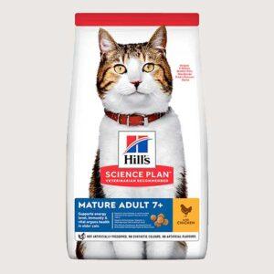 senior cat food