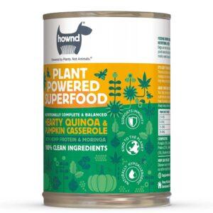 HOWND Hearty Quinoa & Pumpkin Casserole Can