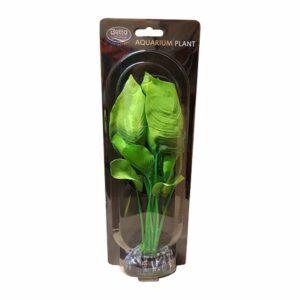 BETTA Silk Green Spatterphyllum for Aquarium