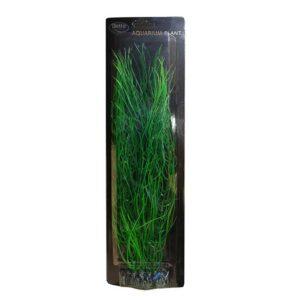 BETTA Plastic Green Plant for Aquarium, 40cm