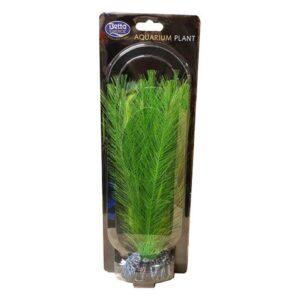 BETTA Silk Green Myriophyllum for Aquarium, 30cm