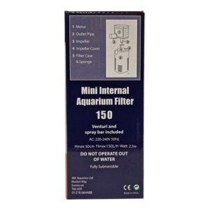 BETTA 150 Internal Filter