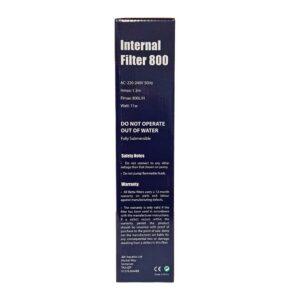 BETTA 800 Internal Filter