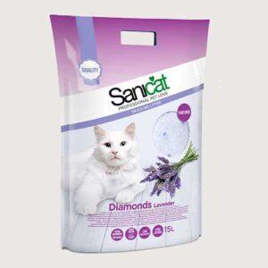 odour reducing cat litter